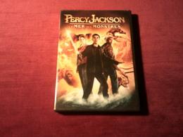 PERCY JACKSON  LA MER DES MONSTRES - Sciences-Fictions Et Fantaisie