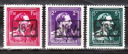 724N/P**  Leopold III Col Ouvert Surchargé -10% - OUDENBURG - Série Complète - MNH** - LOOK!!!! - 1946 -10%