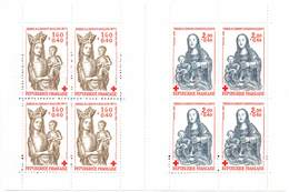 FRANCE 1983 Croix Rouge N°2032  TIMBRES N° 2295A/229*6A - Carnets