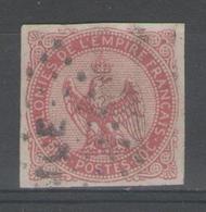 Colonies Générales:  N°6 Oblitéré MQE (Martinique)        - Cote 90€ - - Águila Imperial