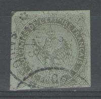 Colonies Générales:  N°1 Oblitéré SAIGON        - Cote 100€ - - Aigle Impérial