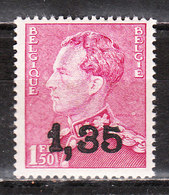 724X**  Poortman Surchargé GHISLENGHIEN - Bonne Valeur - MNH** - Timbre Signé - LOOK!!!! - 1946 -10%