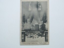 MUSSON      ,  Carte Postale  1916 - Non Classés
