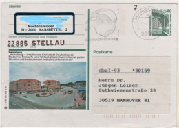 Heinsberg - Ganzsache Bildpostkarte BPK - Heinsberg