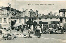 ESPAGNE(PONTEVEDRA) MARCHE - Pontevedra