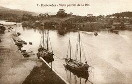 ESPAGNE(PONTEVEDRA) BATEAU VOILIER - Pontevedra