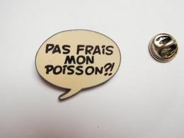 Beau Pin's , BD , Parc Astérix , Pas Frais Mon Poisson ?! , Signé Corner - Comics