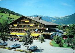 GSTAAD Hotel Restaurant Arc-en-ciel Auto - BE Bern