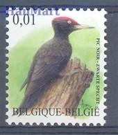 Belgium 2009 Mi 3996 MNH ( ZE3 BLG3996 ) - Picchio & Uccelli Scalatori