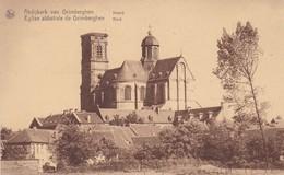 Grimbergen  Eglise Abbatiale De Grimberghen (nord) - Grimbergen