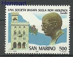 San Marino 1987 Mi 1372 MNH ( ZE2 SMR1372 ) - Unclassified