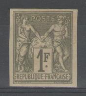 Colonies Générales:  N°29 *       - Cote 70€ - - Sage