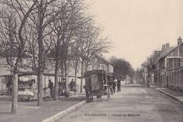 RIS-ORANGIS - Place Du Marché - Ris Orangis