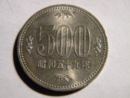JAPON - 500 YEN 1984. - Japon