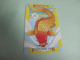 BLOOMSBURY POSTCARD FAIR L ..1989 - Bourses & Salons De Collections