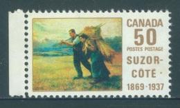 CANADA  - MNH/*** LUXE - 1969 - SUZOR COTE  - Yv 413 - Lot 18491 - 1952-.... Règne D'Elizabeth II