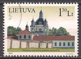Litauen  (2007)  Mi.Nr.  936  Gest. / Used  (7ad38) - Lituanie