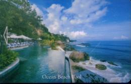 Indonesia Hotel Key, Ayana Resort And Spa - Ocean Beach Pool,  Jimbaran (1pcs) - Indonésie
