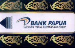Indonesia Hotel Key, Hotel Yasmin Jayapura - Bank Papua (1pcs) - Indonésie