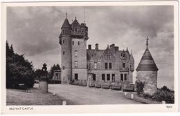 Belfast - The Castle - (real Photo, C. Richter, Publishers Ltd.) - Antrim / Belfast