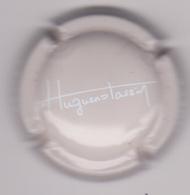 Capsule Champagne HUGUENOT_TASSIN ( 8b , Gris Pâle Et Blanc ) {S50-18} - Champagne