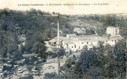 85 - Rochard - Saint Hilaire De Mortagne - La Papeterie - Mortagne Sur Sevre