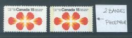 CANADA  - MNH/*** LUXE - 1971 - RADIO CANADA  - Yv 462-462a WITH PHOSPHOR - Lot 18494 - 1952-.... Règne D'Elizabeth II