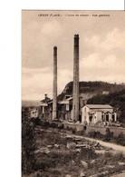 LEXOS (T,.et-G.) - L'usine De Ciment - Vue Générale. En Parfait état. Voir SCAN. - Other Municipalities