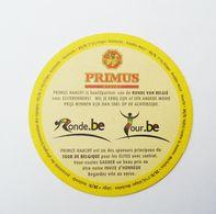 Sous Bock Primus Belgique - Beer Mats