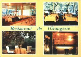 11892436 Strasbourg Alsace Restaurant De L'Orangerie Strasbourg - France
