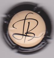 Capsule Champagne BRISSON_LAHAYE  ( 11h , Jaune Pâle Contour Noir )  {S50-18} - Champagne