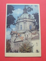 Lviv (Lwow) - Ca. 1940 - Ukraine --- Kosciol Dominikanow , Lwiw , Ukraina --- 330 - Ukraine