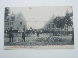 Gistel , Ghistel   ,  Carte Postale  1914 - Gistel