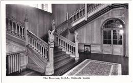 The Staircase, C.H.A., Kinfauns Castle - (Perth, Scotland) - Perthshire