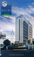 Indonesia Hotel Key, Blue Sky Hotel Petamburan, Jakarta  (1pcs) - Indonésie