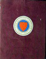 GASTRONOMIE CHAINE DES ROTISSEURS PROGRAMME ET MENU DU DINER DE DECEMBRE 1957 CURNONSKY - Menus