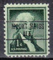 USA Precancel Vorausentwertung Preo, Locals Alabama, Mount Meigs 748 - Etats-Unis