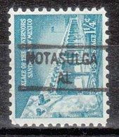 USA Precancel Vorausentwertung Preo, Locals Alabama, Notasulga 841 - Vereinigte Staaten