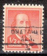 USA Precancel Vorausentwertung Preo, Locals Alabama, Ohatchee 729 - Vereinigte Staaten