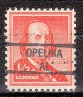 USA Precancel Vorausentwertung Preo, Locals Alabama, Oplika 841 - Vereinigte Staaten