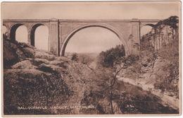 Ballochmyle Viaduct, Mauchline - (Scotland) - Ayrshire
