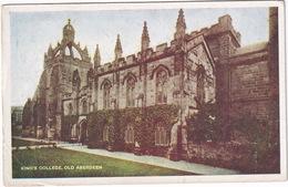 King's College, Old Aberdeen - (Scotland) - Aberdeenshire