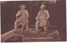 Tam O' Shanter And Souter Johnny - (Scotland) - Ayrshire