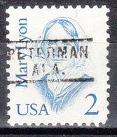 USA Precancel Vorausentwertung Preo, Locals Alabama, Peterman 729 - Etats-Unis
