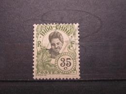VEND BEAU TIMBRE D ' INDOCHINE N° 50 , X !!! - Indochine (1889-1945)