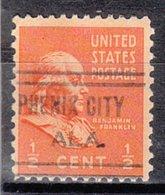 USA Precancel Vorausentwertung Preo, Locals Alabama, Phenix City 632 - Vereinigte Staaten