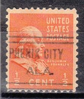 USA Precancel Vorausentwertung Preo, Locals Alabama, Phenix City 632 - Etats-Unis