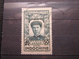 VEND BEAU TIMBRE D ' INDOCHINE N° 179 , XX !!! - Indochine (1889-1945)