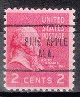 USA Precancel Vorausentwertung Preo, Locals Alabama, Pine Apple 704 - Vereinigte Staaten