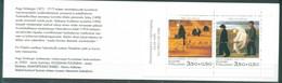 Finland 1999 - Tag Der Briefmarke(Hugo Simberg), MH 55, MNH** - Finlande